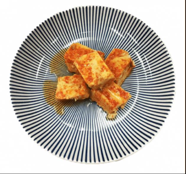 麻油辣豆腐乳(小) 2