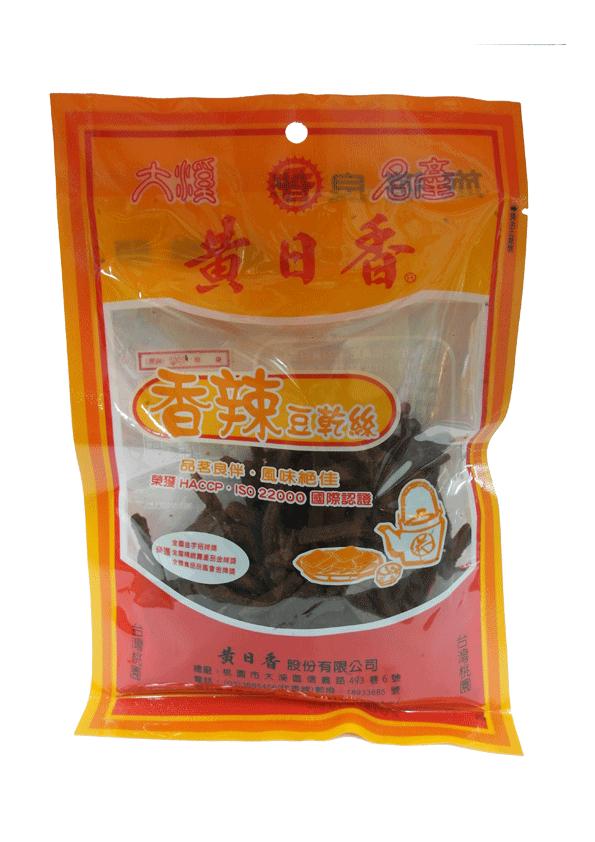 香辣豆乾絲(純素) 1
