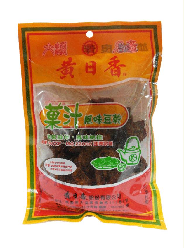 菓汁風味豆乾(純素) 1