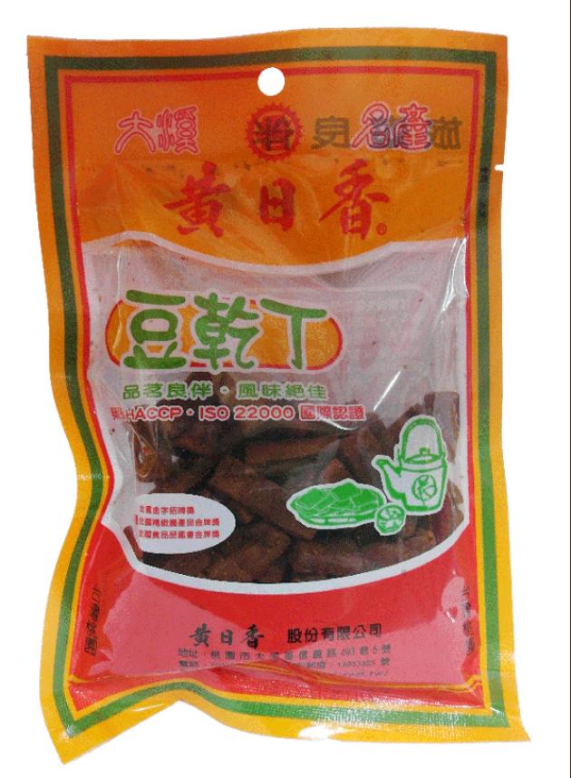 豆乾丁(純素) 1