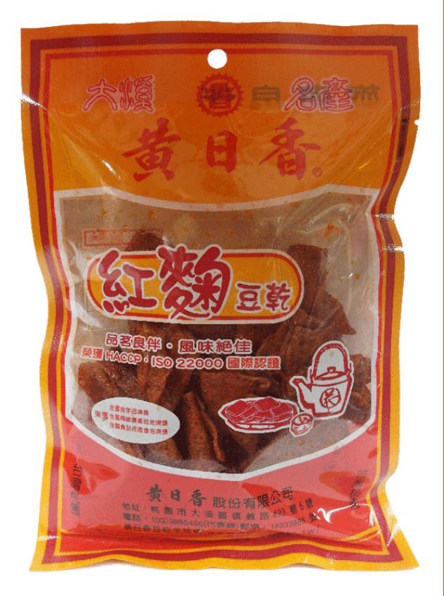 紅麴豆乾(純素) 1