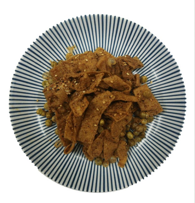 柴魚豆乾 2